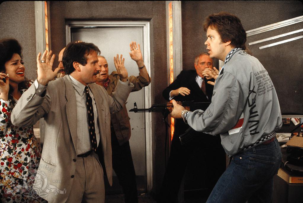 Cadillac Man (1990) Kino Lorber Blu-ray Review - The Movie Elite