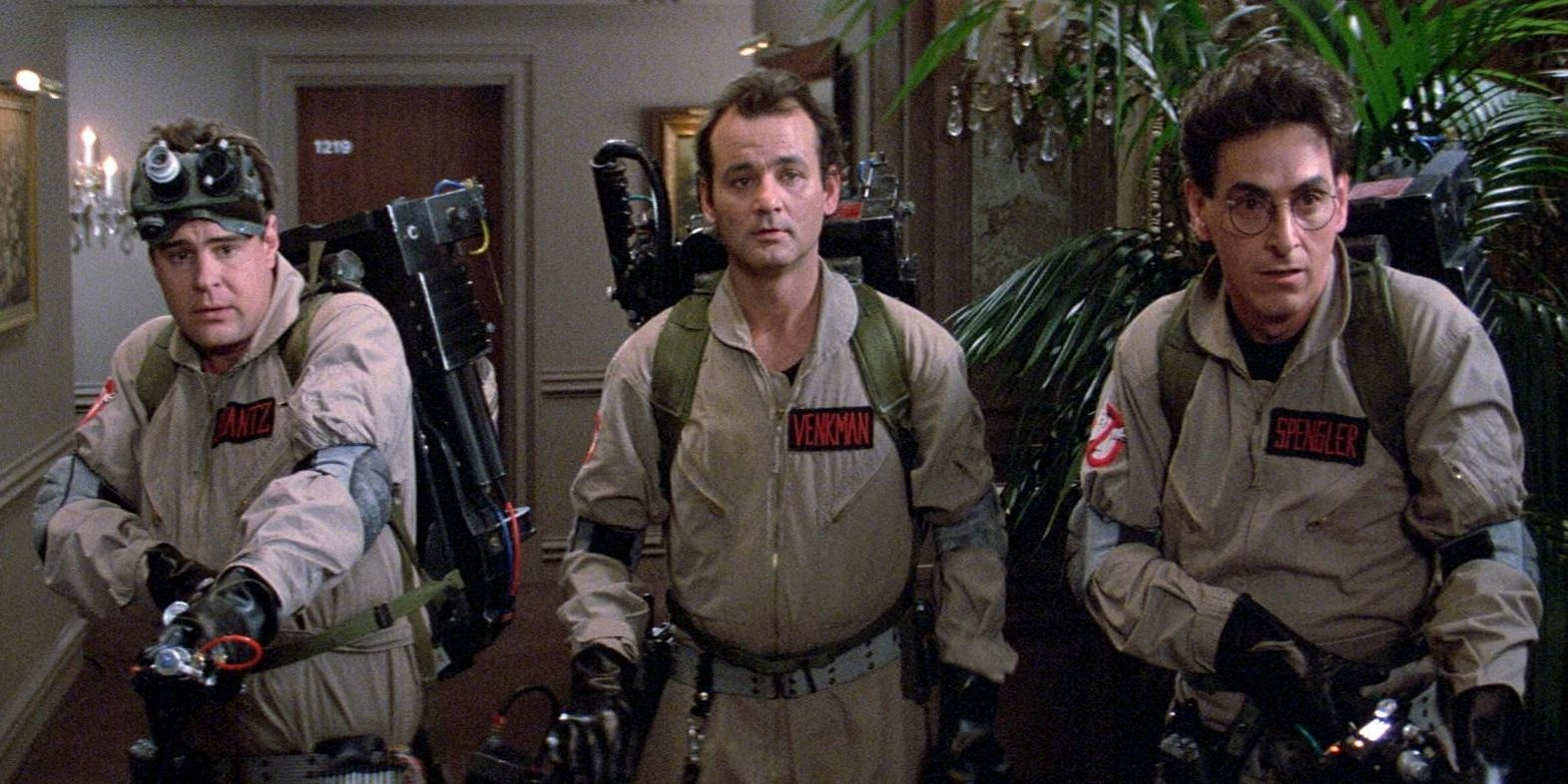 Ghostbusters 1984 Review The Movie Elite