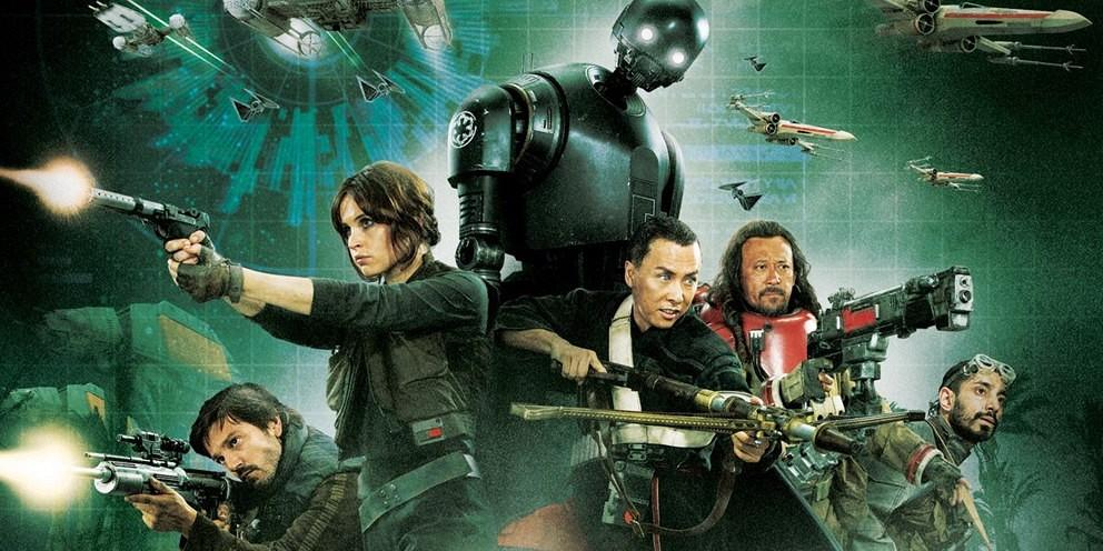 Rogue One A Star Wars Story 2016 Review The Movie Elite