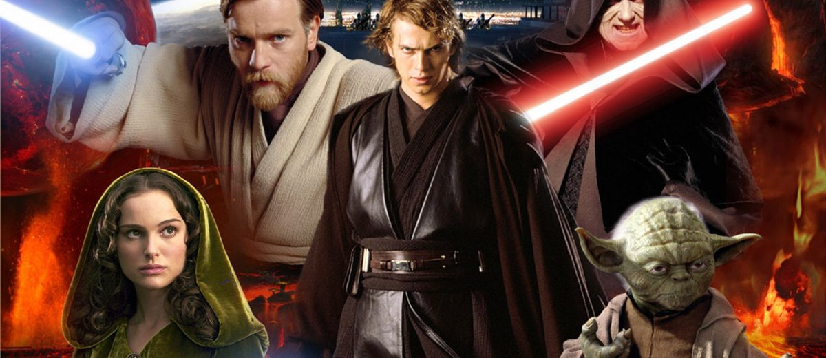 Star Wars Episode Iii Revenge Of The Sith 2005 Review The Movie Elite