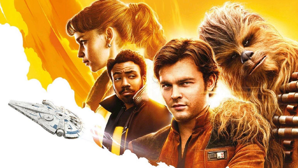 Solo A Star Wars Story 2018 Review The Movie Elite