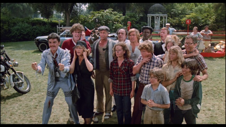 Scavenger Hunt (1979) Kino Lorber Blu-ray Review - The Movie