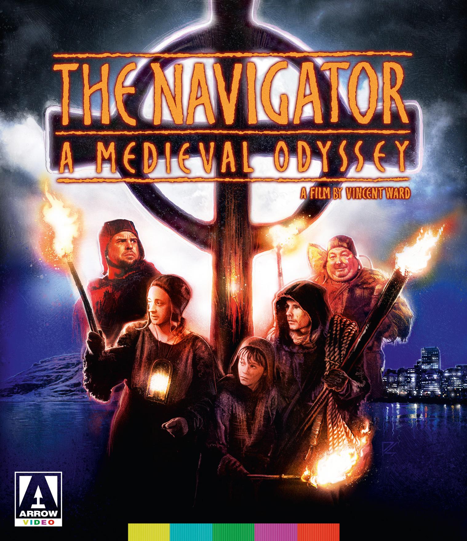 The Navigator: A Medieval Odyssey (1989) Arrow Video Blu