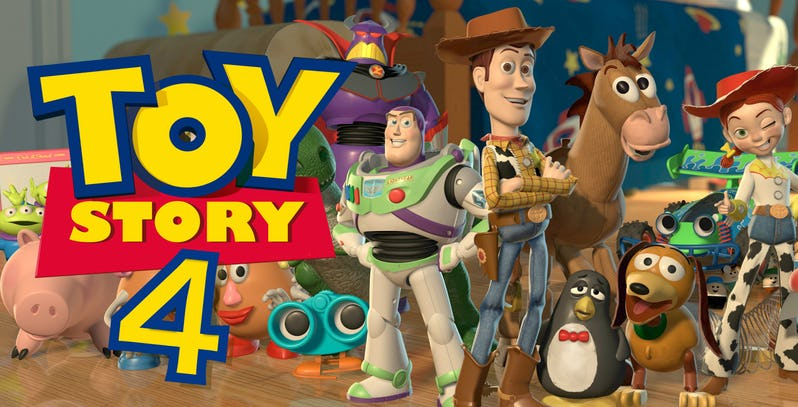 Toy Story 4 Movie : First teaser for toy story the movie elitethe elite
