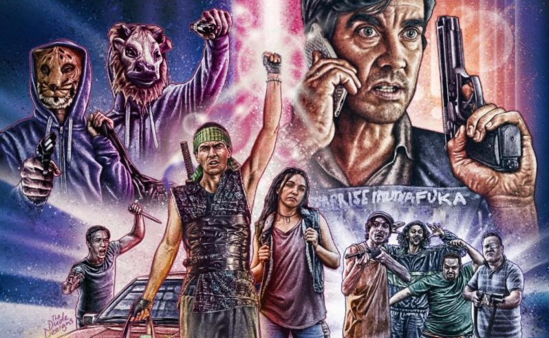 Mega Time Squad (2018) Blu-ray Review - The Movie Elite