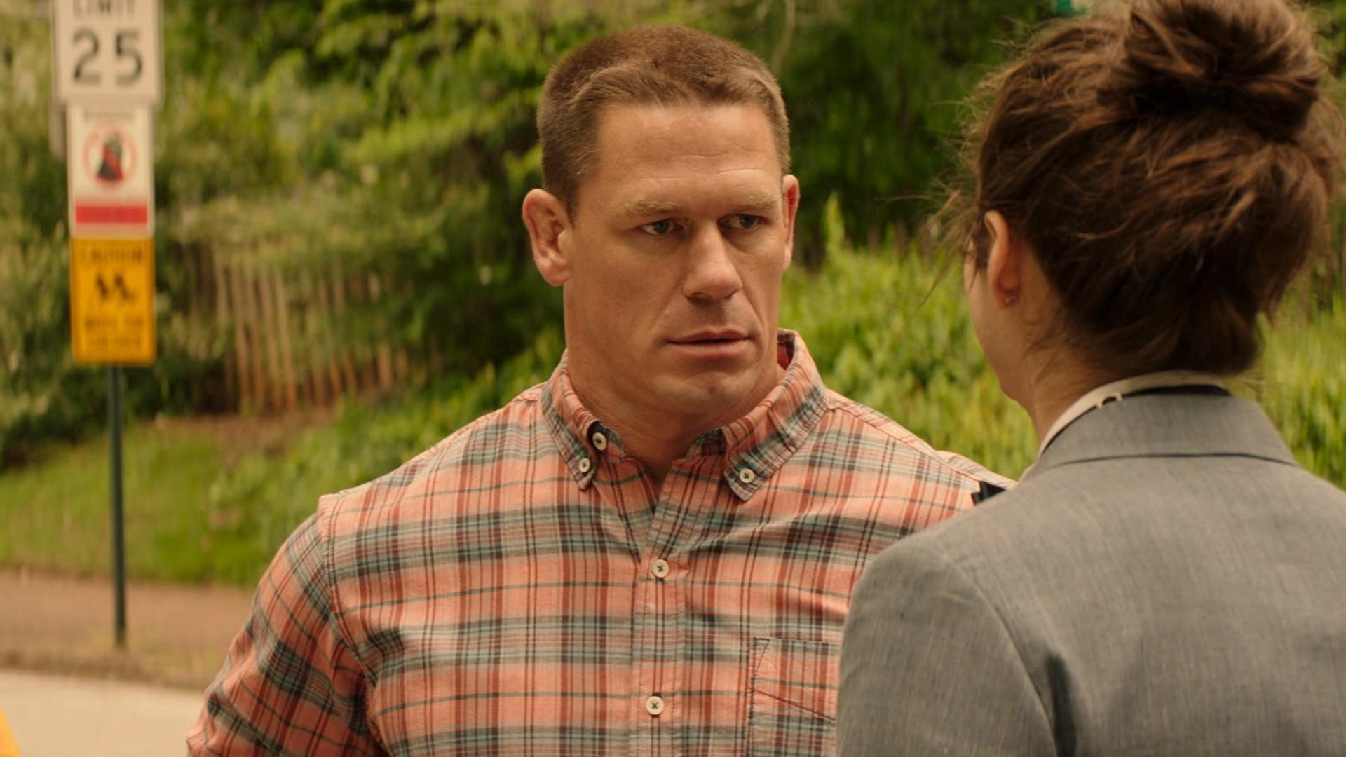 First Trailer For Playing With Fire Starring John Cena The